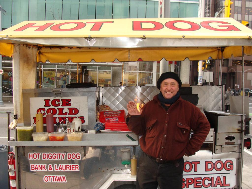 Hot Dog Cart Business